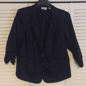 Avenue women's blazer, 14 W